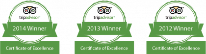 Trip-Advisor-Certificate-of-Excellence-2012-2013-2014